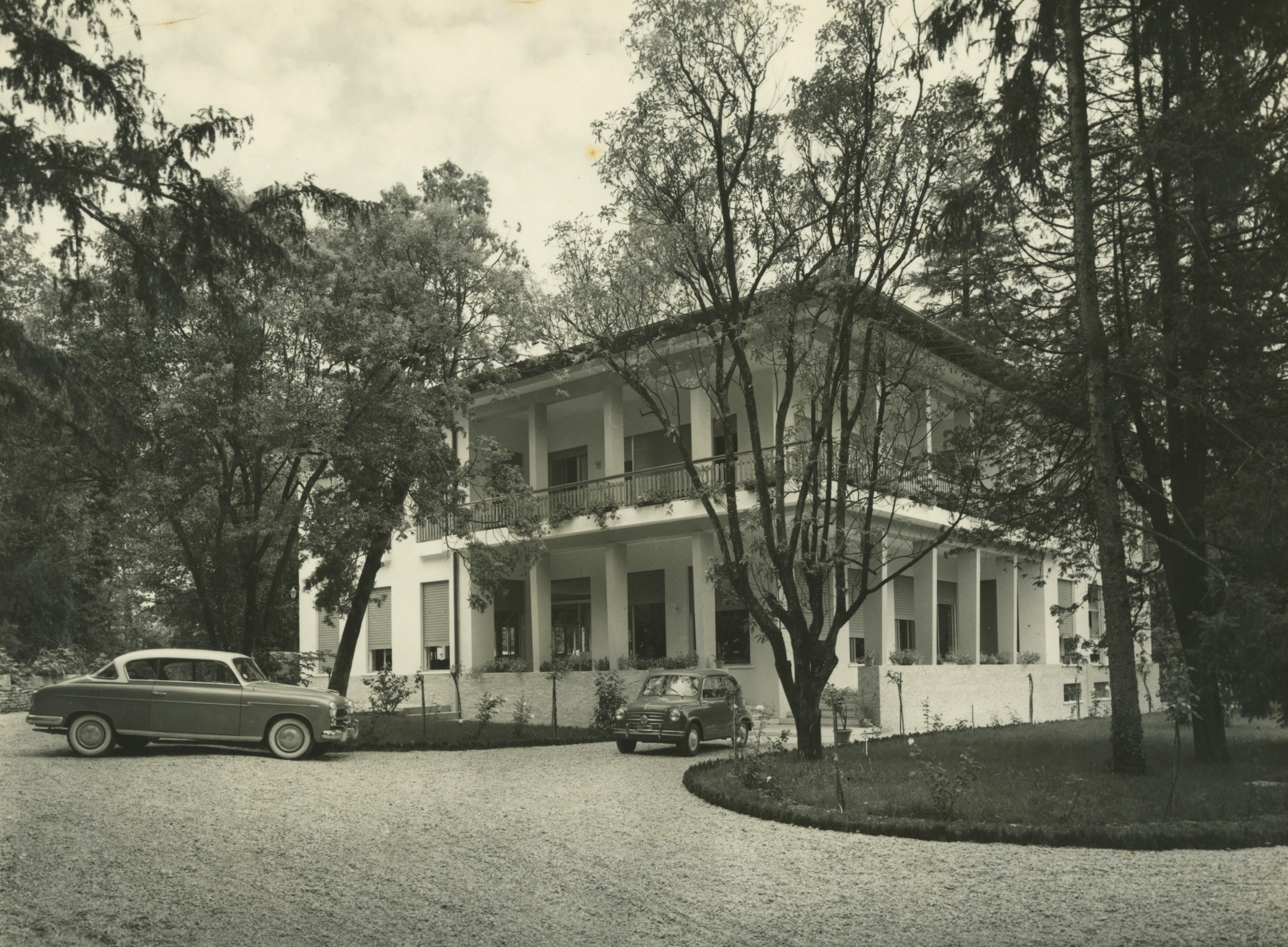 la sede 1950